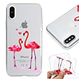 For iPhone XS Max Phone Case Cover, HengJun Ultra Thin Crystal Clear Soft TPU Silicone Case with...