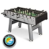 EastPoint Sports 87 Inch Outdoor Aluminum Billiard Table - Features Weather-Resistant Material,...