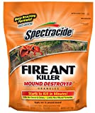 Spectracide 53236 Fire Ant Killer Mound Destroyer Granules, 7-Pound, Pack of 1