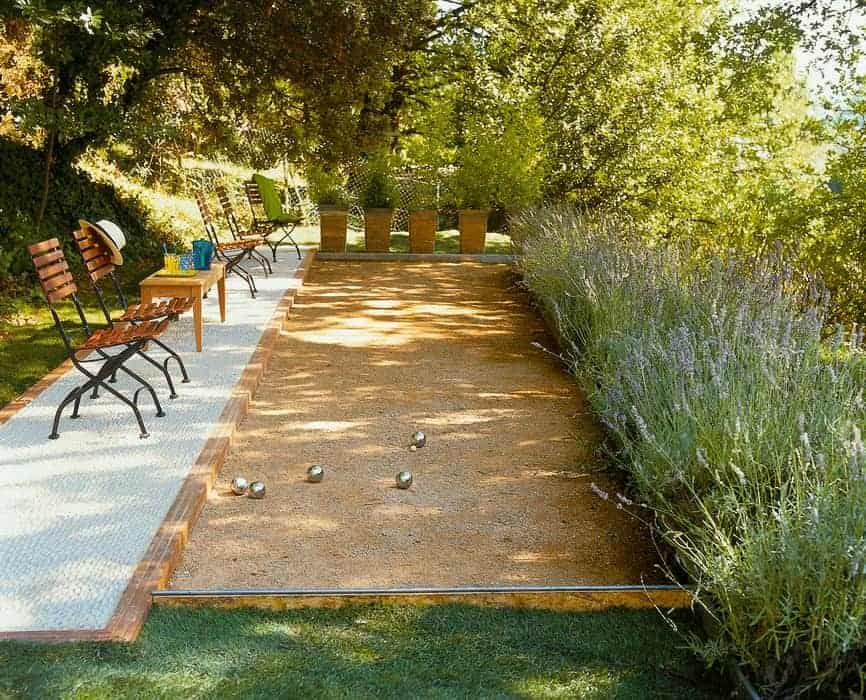 Let's Play Petanque Patio & Outdoor Furniture