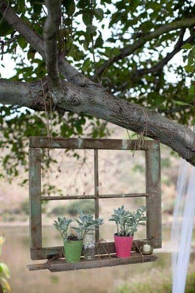 Window in Your Garden - garden-decor