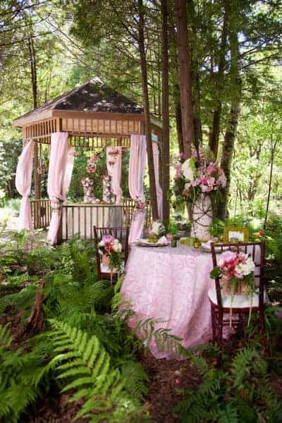 Wild Garden Party - sheds-huts-treehouses