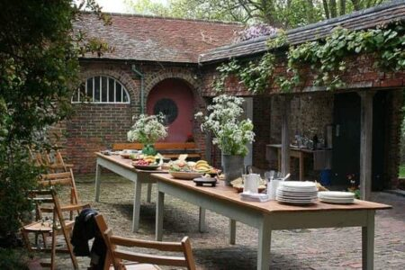 Perfect Place for Garden Lunch 4 - Patio & Outdoor Furniture