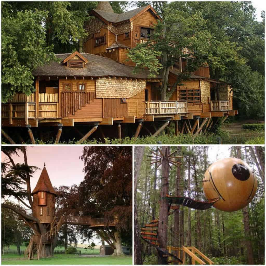 Nice Tree Houses nice treehouses from around the world | 1001 gardens