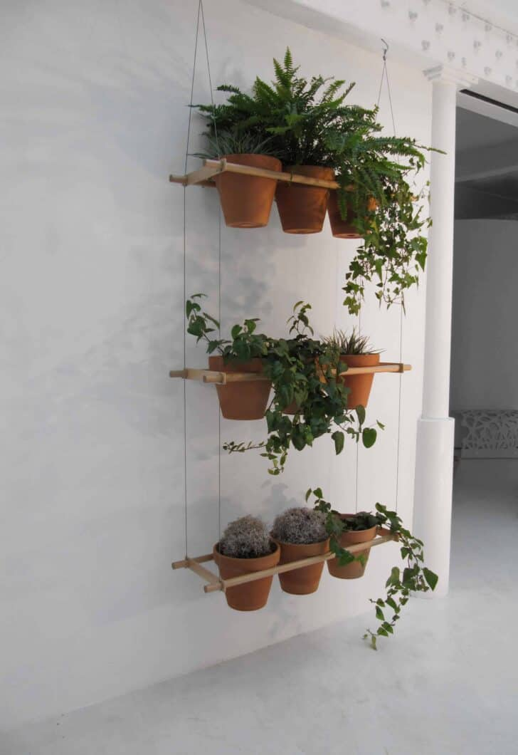 Vertical Garden Planters 1 - Flowers & Plants