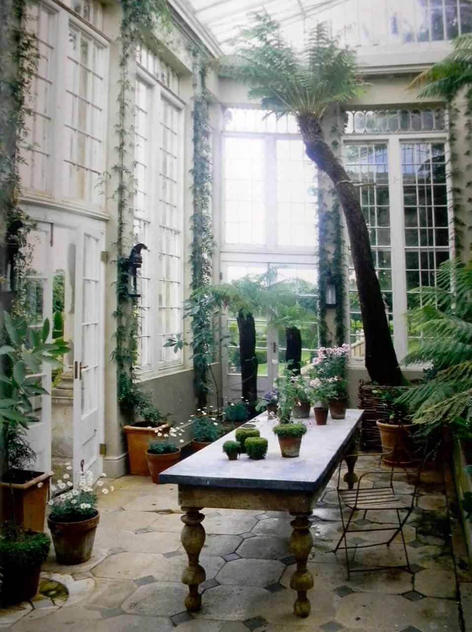 Ven House Conservatory - patio-outdoor-furniture