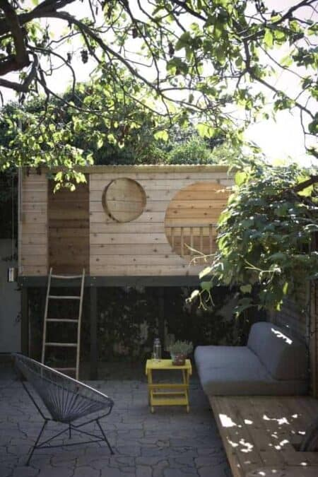 Tree House for a Urban Garden 23 - Summer & Tree Houses