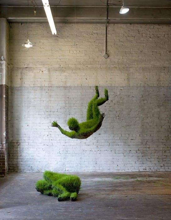 Lives of Grass by Mathilde Roussel - garden-decor