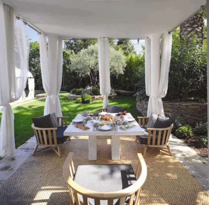 Garden Design Landscape in Antibes - landscaping