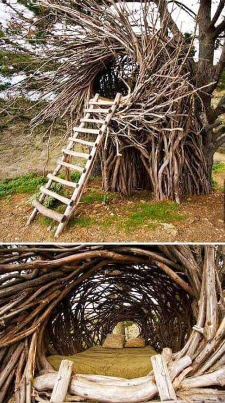 Amazing Nest Bed 25 - Summer & Tree Houses