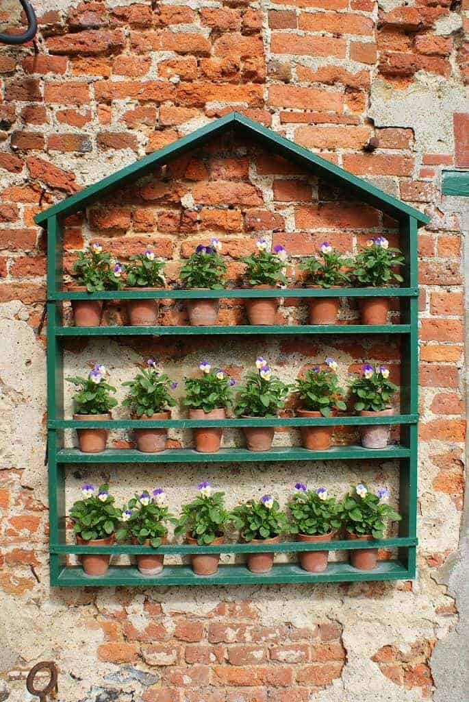 Vertical Garden Wall 1 - Flowers & Plants