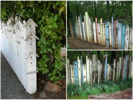 Birdhouse Fences 3 - Privacy Fences & Garden Gates - 1001 Gardens
