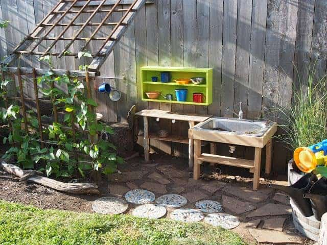 top 20 of mud kitchen ideas for kids patio outdoor furniture