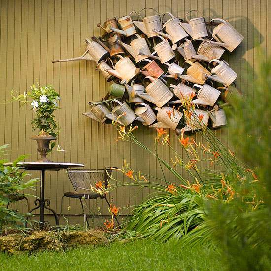 Whimsical Landscaping Design Ideas Flowers, Plants & Planters