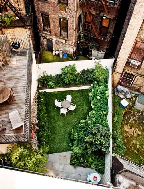 West Village Garden Decor Ideas - patio-outdoor-furniture