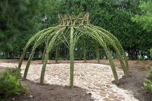 Living Willow Garden Decor Structure Patio & Outdoor Furniture