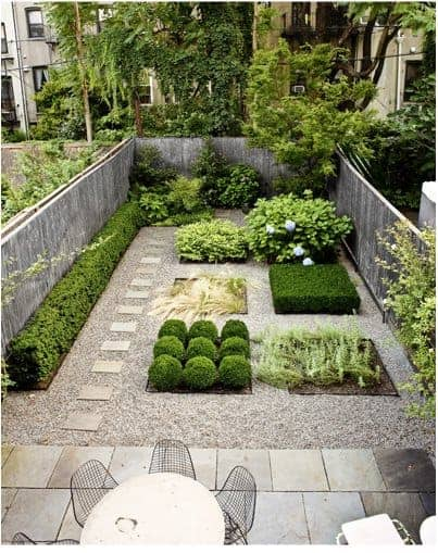 Caroll Gardens by Foras Studio - garden-decor