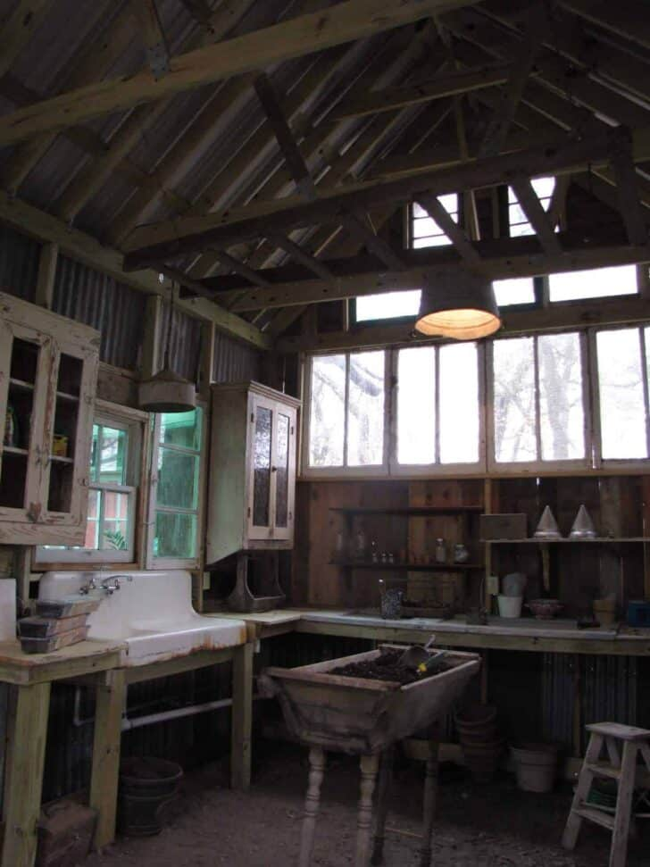 Repurposed Gardenshed ! - sheds-huts-treehouses