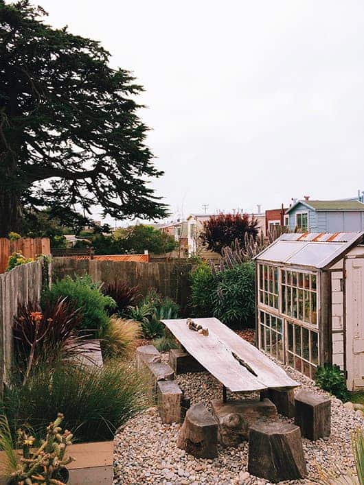 The Garden Landscape of the General Store (Sf) Landscapes