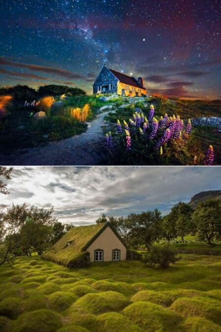 20 Lonely Houses Landscapes To Recover Your Soul