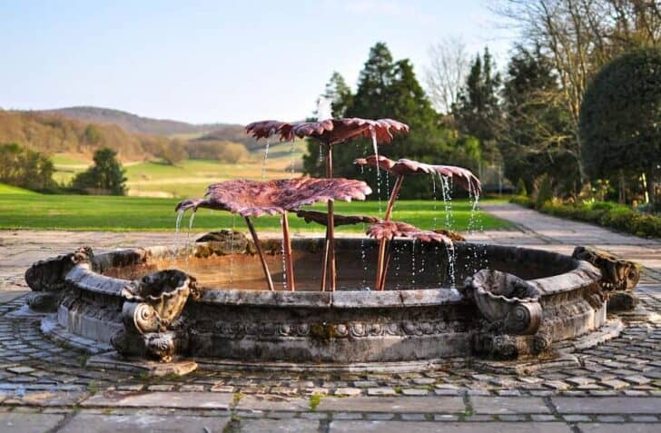 Copper Fountain2