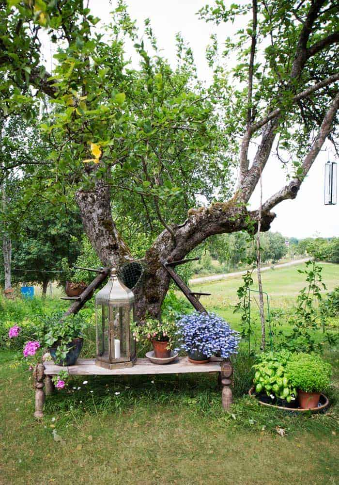 Swedish Bohemian Garden 7 - Garden Decor