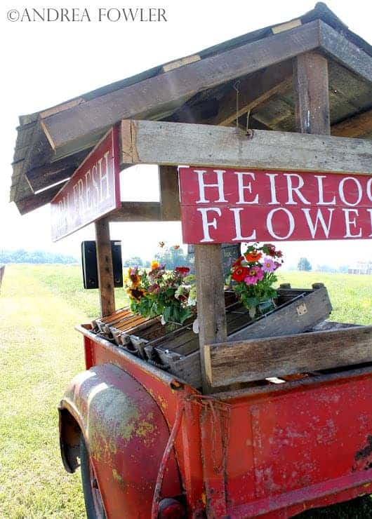 Farmfresh Bouquets: Social Experiment to Sell Flowers on a Trailer by the Side of the Road Flowers, Plants & Planters
