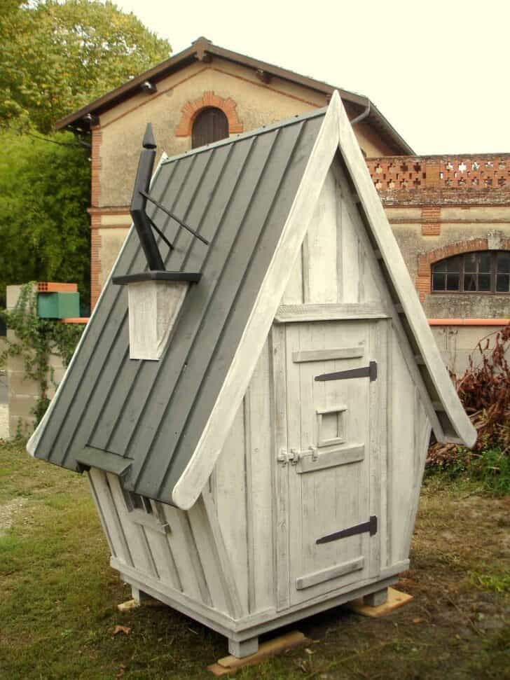 Tim Wood Kids Playhouse Sheds, Huts & Tree Houses