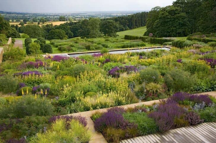 Tom Stuart-smith / Yorkshire Garden Botanical Landscape - landscaping