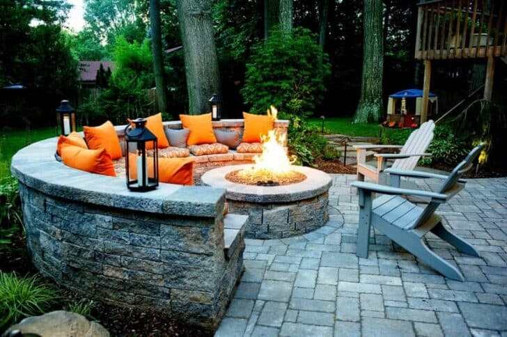 10 Outdoor Firepits Your Boss Wants To Have 1001 Gardens