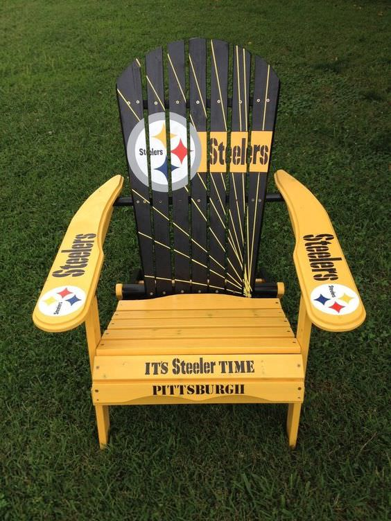10 Adirondack Chair DIY Decor Ideas2
