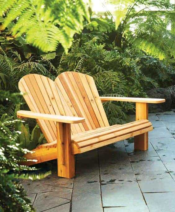 10 Adirondack Chair DIY Decor Ideas3