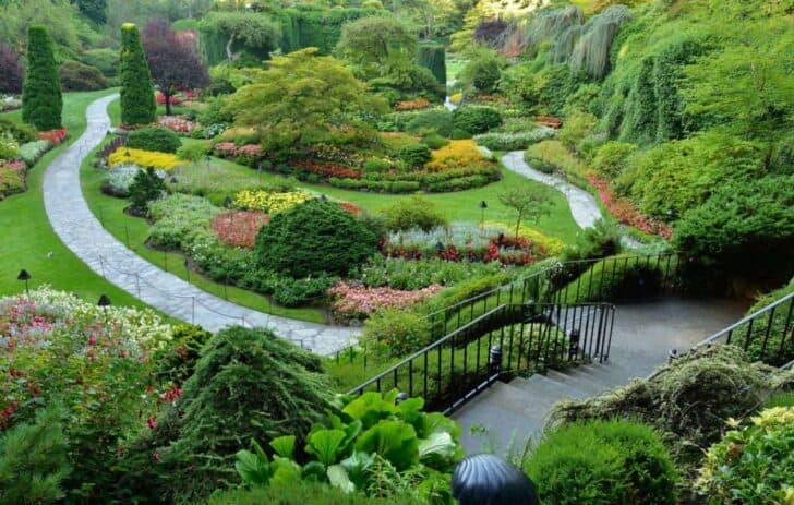 7 of the Worlds Most Beautiful Gardens Landscapes 1001