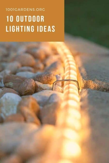 10 Outdoor Lighting Ideas