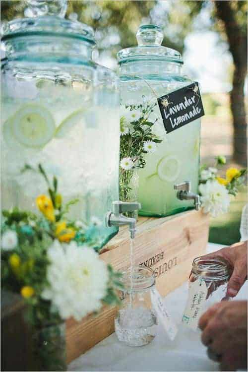 10 Shabby Chic Garden Wedding Decoration Ideas - garden-decor