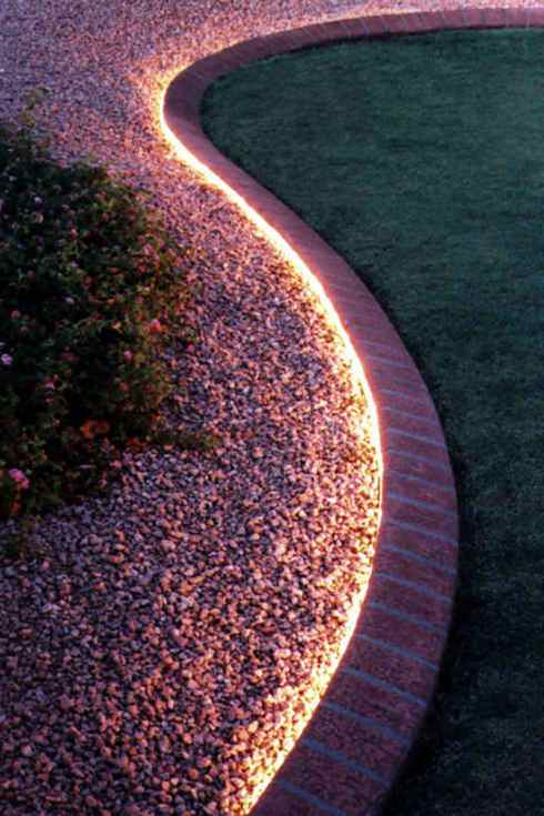 10 Outdoor Lighting Ideas for Your Garden Landscape. #5 Is Really Cute - outdoor-lighting