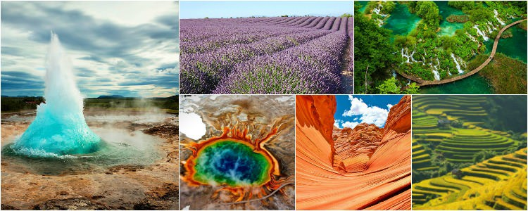 Ten of the World's Mind-blowing Landscapes