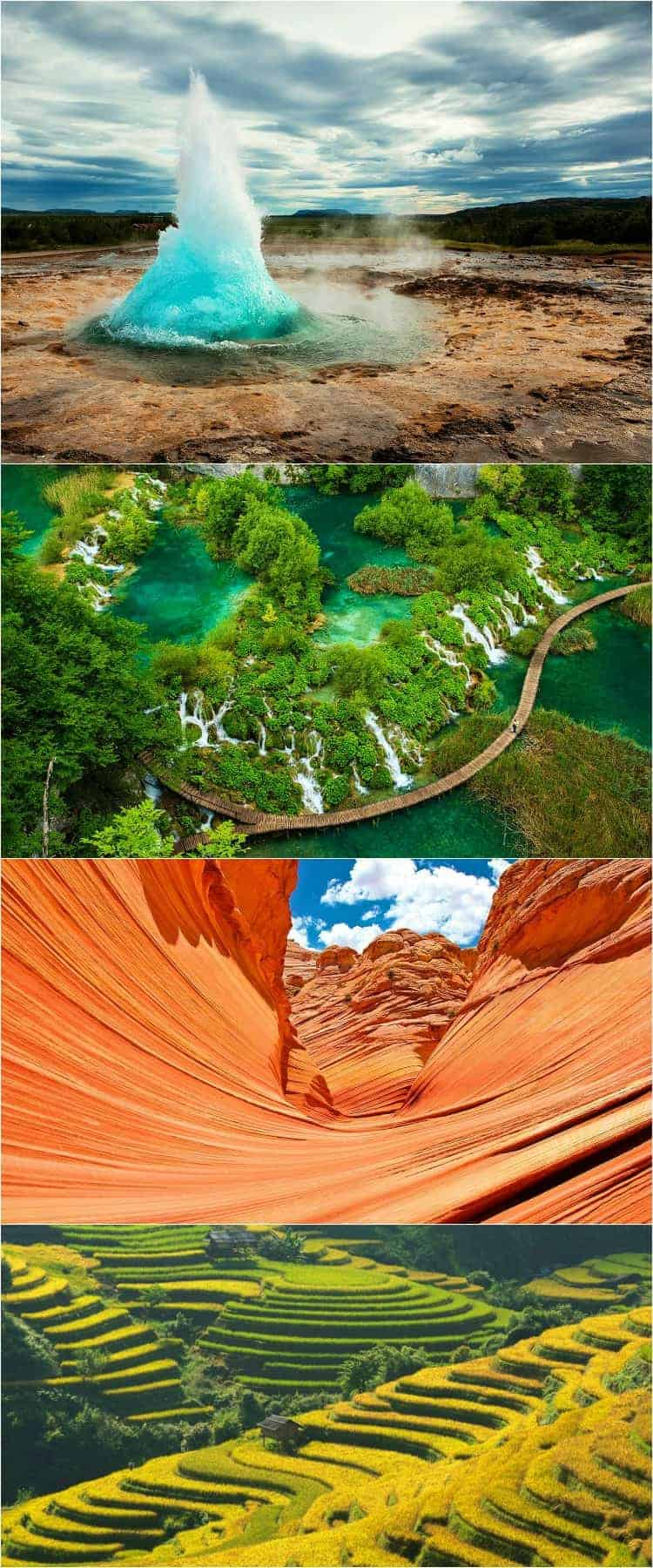 Ten Of The World S Mind Blowing Landscapes 1001 Gardens
