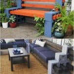 How to Make a Cinder Block Bench: 10 Amazing Ideas to Inspire You!
