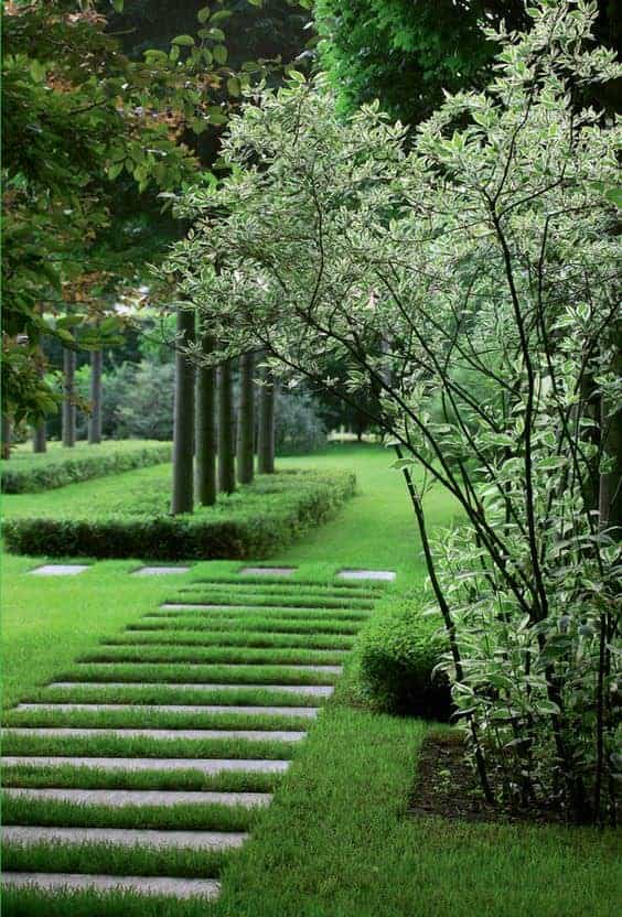 11 Lawn Landscaping Design Ideas, Anyone Can Make #11 - landscaping