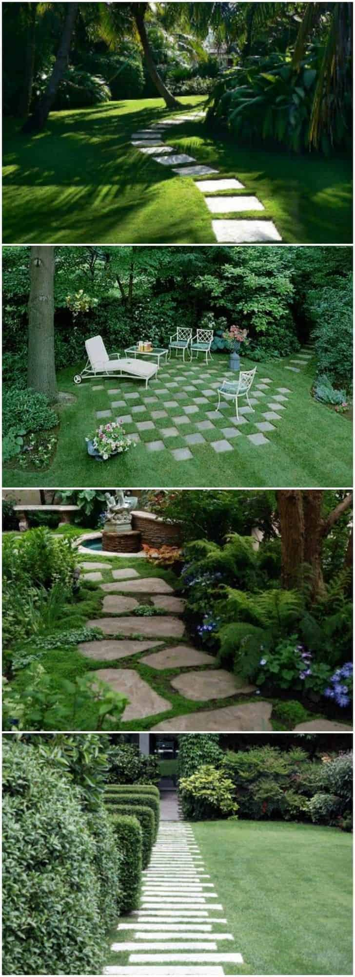 11 Lawn Landscaping Design Ideas, Anyone Can Make #11 ...
