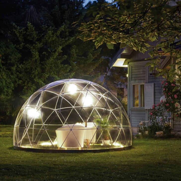great multi purpose garden igloo 1001 gardens. Black Bedroom Furniture Sets. Home Design Ideas