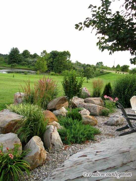 How to landscaping rocks garden decor 1001 gardens - Tips using rock landscaping ...