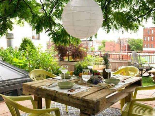 10 Decor Ideas to Make an Original Terrace