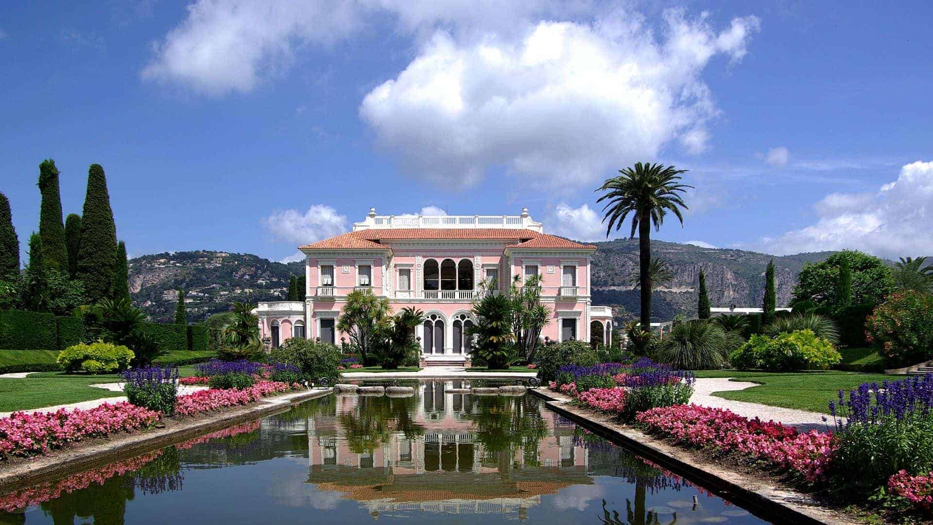 The Wonderful Gardens of the Villa Ephrussi De Rothschild