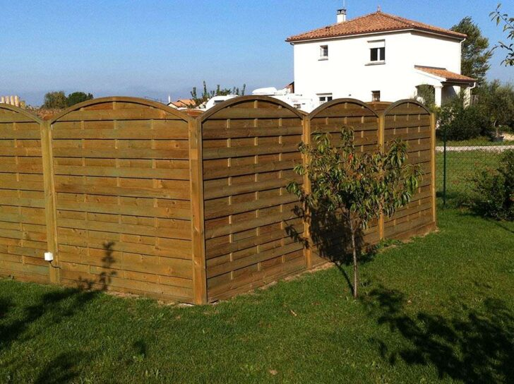 20 Cheap Garden Fencing Ideas   Fences