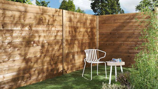 20 Cheap Garden Fencing Ideas - fences
