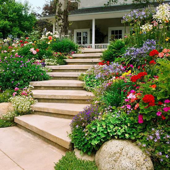 Hillside Landscapes Gardening Tips