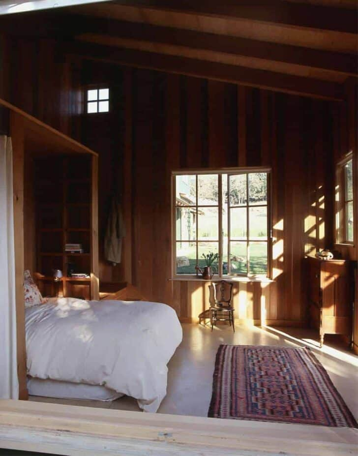 An Artist's House in Napa Valley California Sheds, Huts & Tree Houses