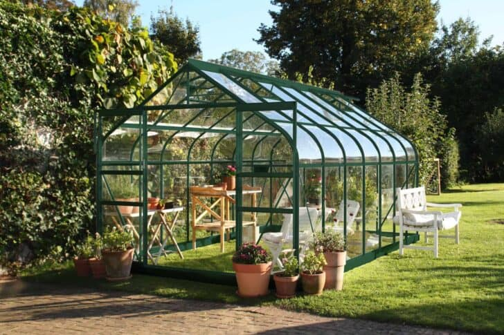 Buying guide: how to choose a garden greenhouse
